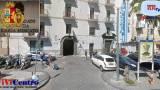 Polizia Napoli Maddalena Commissariato Polizia VicariaMercato