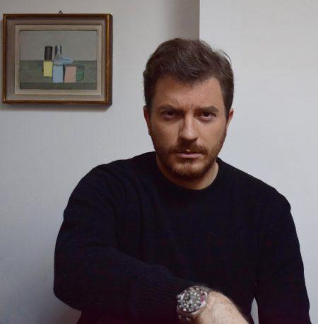 Il critico d'arte Daniele Radini Tedeschi