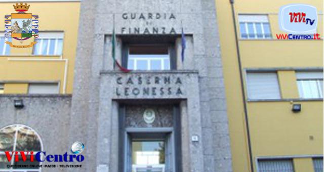 GdF Brescia, sede via Milano
