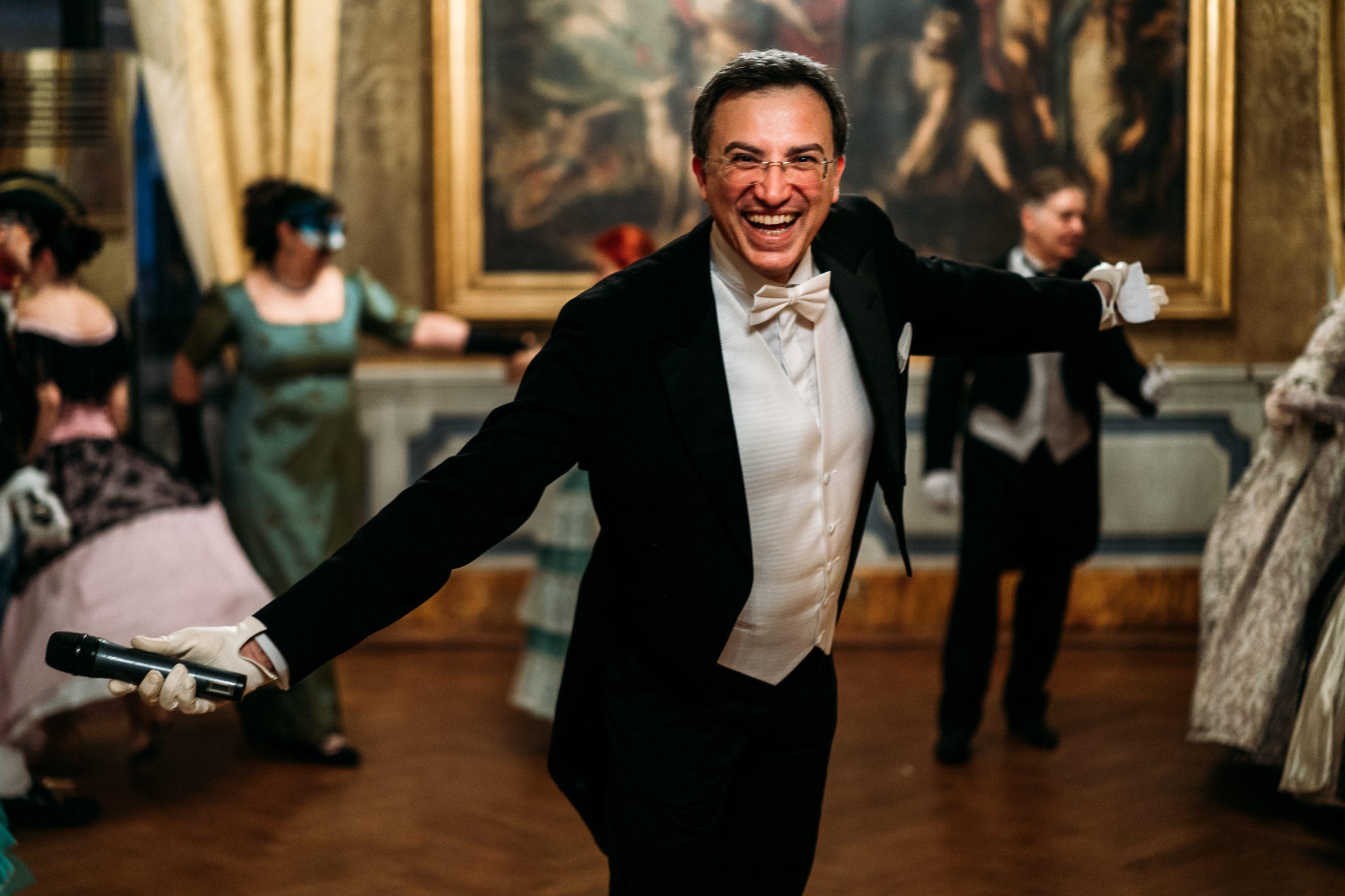 Nino Graziano Luca (Gran Ballo Carnevale)