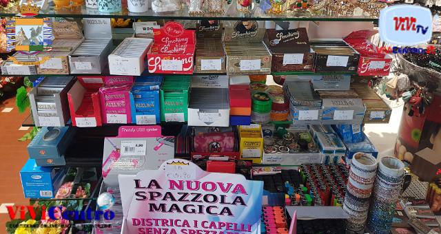 Gruppo GdF di Cremona Sequestro di prodotti per tabacco