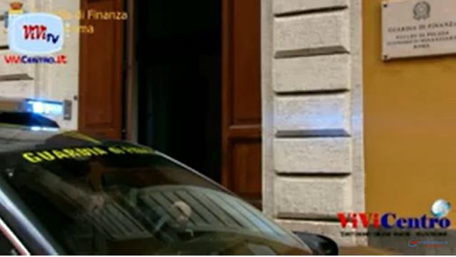 Guardia di finanza Roma Operazione TOM HAGEN