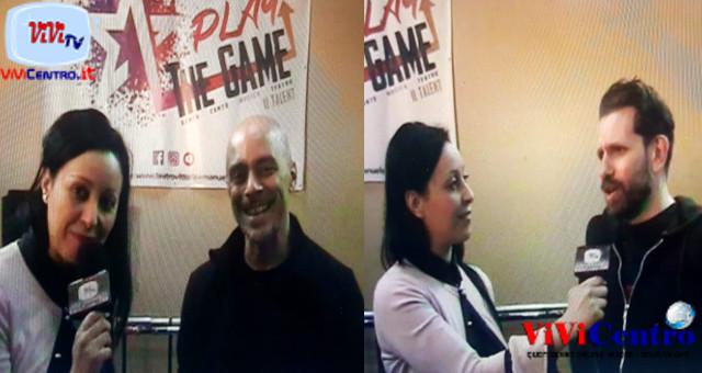 Intervista ESCLUSIVA al coreografo Eugenio Durae al cantante Luca Notari COMBI