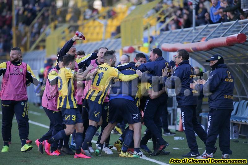 Cittadella Juve Stabia Crotone Calcio Serie B Castellammare (1)