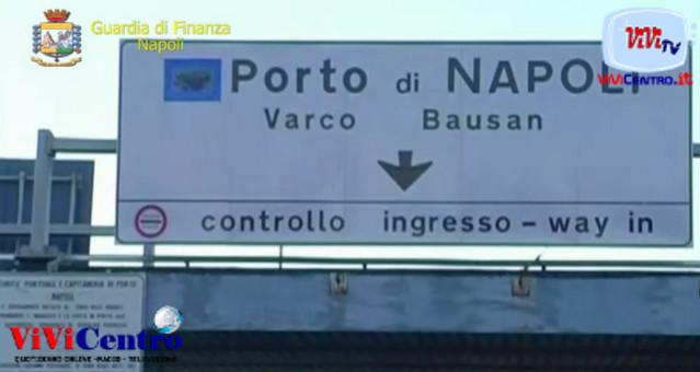 Operazione Blonde Arabs, traffico di sigarette sull'asse Napoli-Bubai