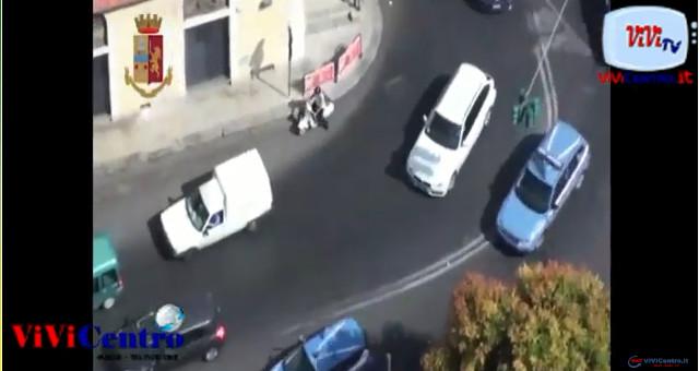 PALERMO, Arrestati i giovani che fecero irruzione in un Market di via Casella