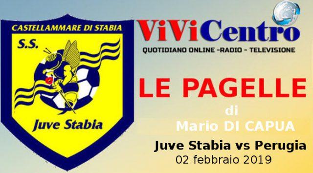 Pagelle di Mario Di Capua Juve Stabia vs Perugia
