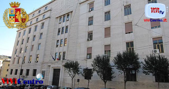 Palazzo della Questura di Napoli (foto CC BY-SA 2.0) 42 Daspo emessi a febbraio 2020