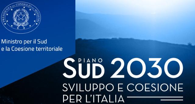 Dal Piano Sud 2030
