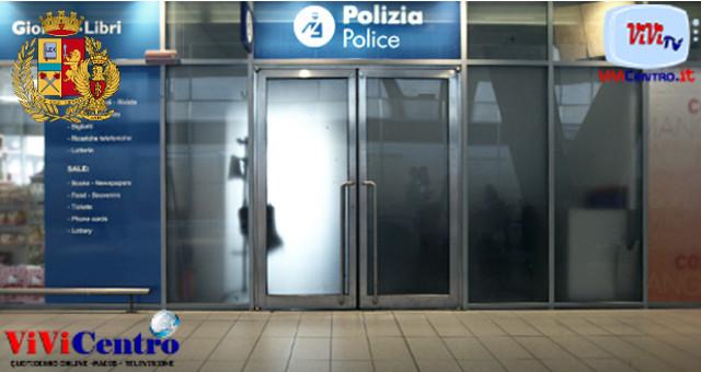 Polizia Ferroviaria Napoli - Polizia Stazione ferroviaria di Napoli centrale