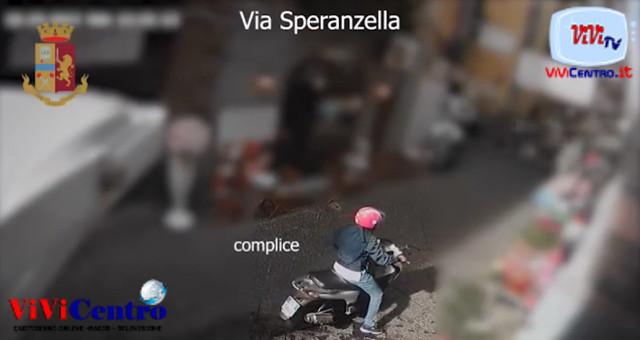 Squadra Mobile Napoli 11 arresti per rapine lesioni e furto