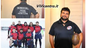 Unione Rugby Ladispoli- Marco Cavicchia