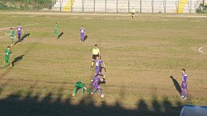 Casoria e Real Forio 0-0, ma i biancoverdi strappano un buon punto