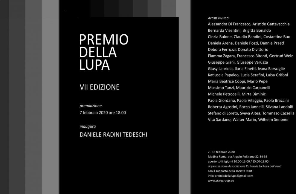 Premio della Lupa Capitolina- Mostra d'Arte