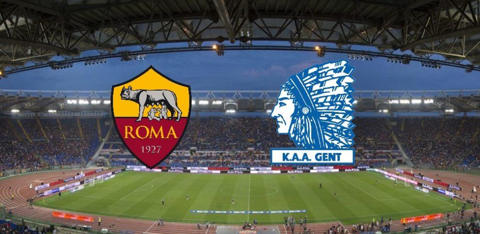 Gent Roma 1-1