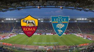 Roma Lecce 4-0