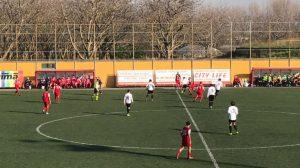 Il San Giuseppe fa festa, 2-0 su un Procida rimaneggiato