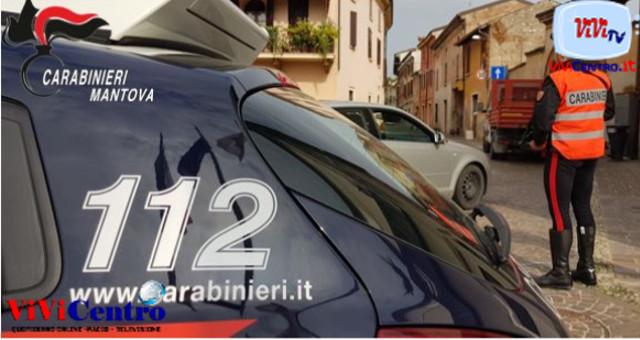Carabinieri Alto Mantovano, 53 mantovani denunciati per inosservanza norme Coronavirus