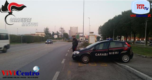 Carabinieri Castiglione delle Stiviere, controlli