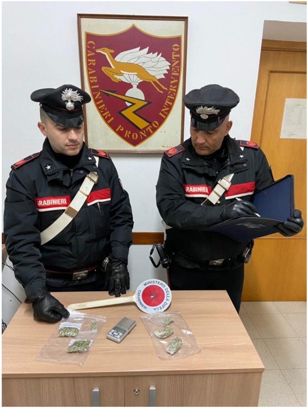 Carabinieri Latina territorio
