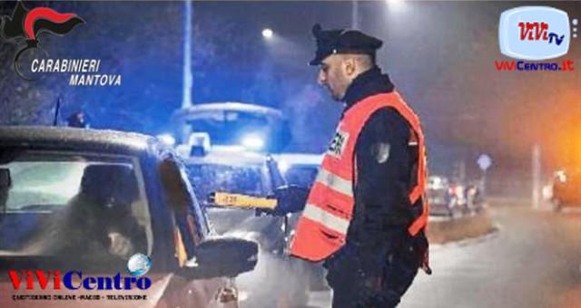 Carabinieri Mantova, controlli per contere le Stragi della strada