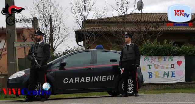 Carabinieri Mantova, controlli sul territorio emergenza covid