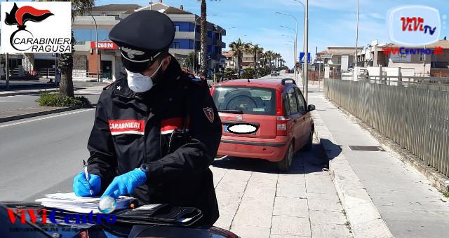 Carabinieri Ragusa, operazione PANDA ROSSA