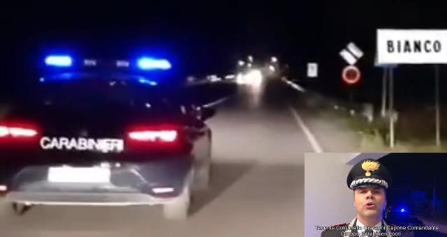 Carabinieri Reggio Calabria, Locri