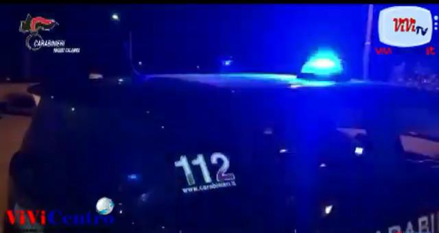 Carabinieri di Giugliano, clan PUCA - Carabinieri Reggio Calabria, aggiornamento arresto Cordì
