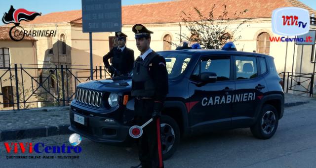 Carabinieri San Demetrio, Corigliano Calabro (CS)