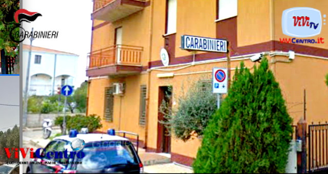 Carabinieri Tortolì, Sardegna