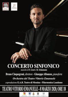 Annullamento spettacoli: Concerto Albanese Manifesto