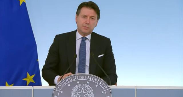 Conferenza stampa del Presidente Conte del 7 marzo 2020, firmato il Dpcm