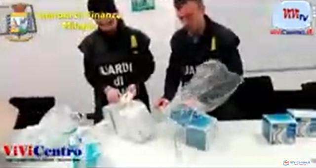 GdF MILANO, CORONAVIRUS prodotti venduti a prezzi abnormi