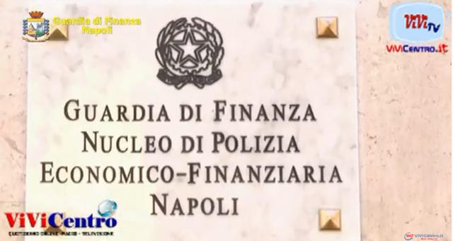 GdF NAPOLI, Nucleo di Polizia Economico-Finanziaria