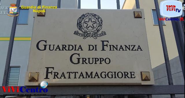 Guardia di Finanza Cardito, gruppo Frattamaggiore (NA)