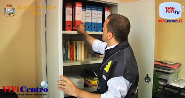 Guardia di Finanza Forlì, truffa commercialista