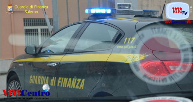 Guardia di Finanza Salerno