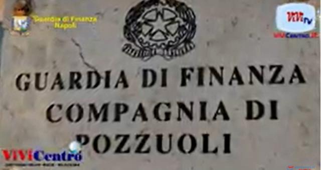 Guardia di Finanza di Napoli Giugliano, sversamenti abusivi