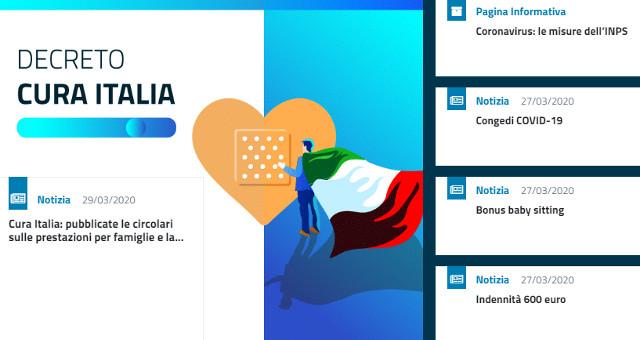 INPS, Decreto Cura Italia, Congedi COVID19 INPS, da domani le domande per i 600 euro
