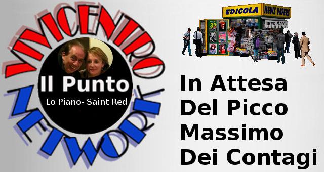 In Attesa Del Picco Massimo Dei Contagi