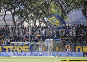 Juve Stabia Trapani Serie B 19-20 Calcio (15)