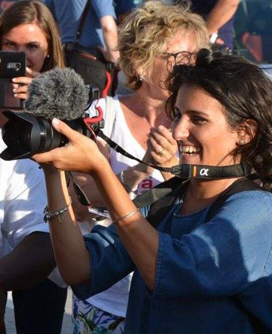 Marica Parascandolo documentario covid 2