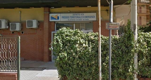 all'ospedale di Comiso in provincia di Ragusa