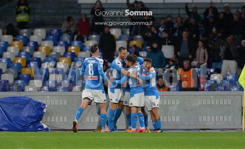 Napoli Torino Serie A 19-20 Calcio (4)
