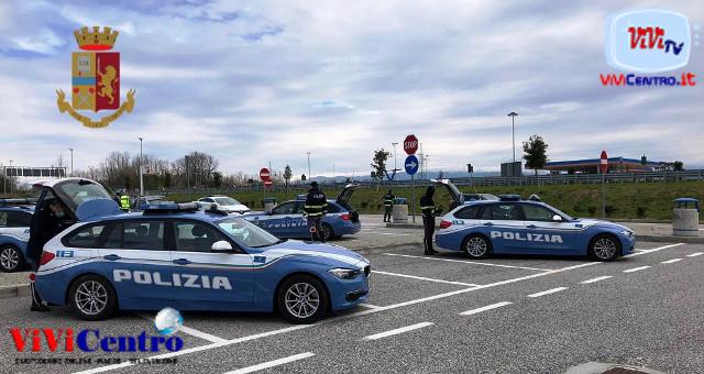 potenziati i controlli della polizia stradale
