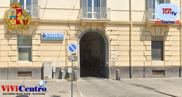 Polizia Mergellina, Commissariato di San Ferdinando
