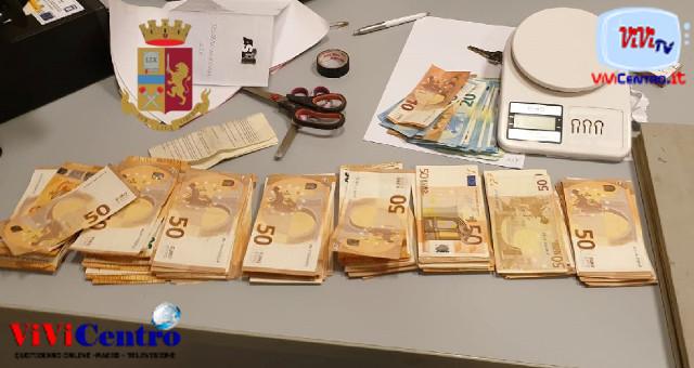 Polizia di Napoli Vicaria arresta un 49enne per droga