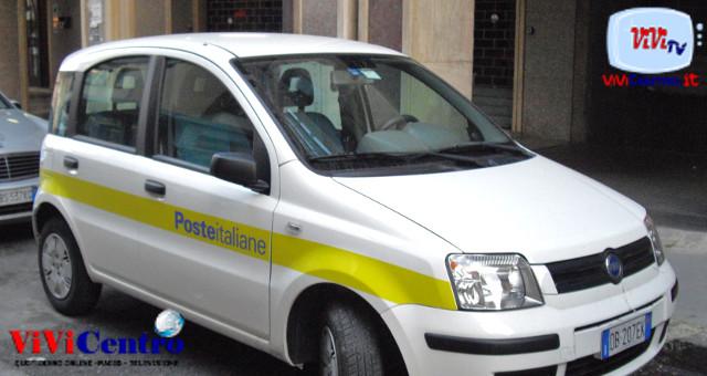 Poste Italiane Fiat Panda