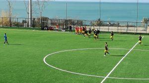 Procida irretito, il San Sebastiano espugna lo Spinetti per 2-1